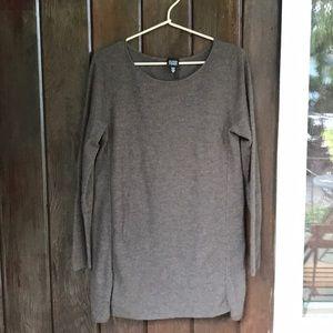 Eileen Fisher Wool Boucle Tunic